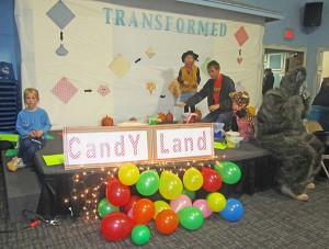 Candyland-transformed
