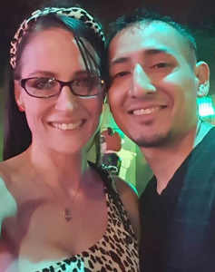Rebecca Sisk Diaz was shot and killed Sunday, November 8. Her husband, Humberto Diaz, has been charged in her death.