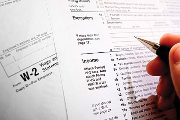 w2 form missing  Missing Form W-7? IRS can help | Cedar Springs Post Newspaper
