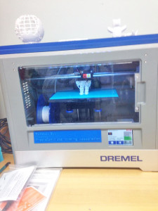 3D Printer that was loaned to CTA.