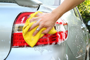 For better driving all season long, make sure your spring to-do list includes cleaning and maintaining your car. (c) Rukawajung - Fotolia.com