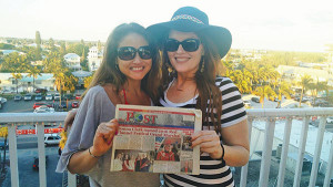 The Post travels to Fort Myers Beach