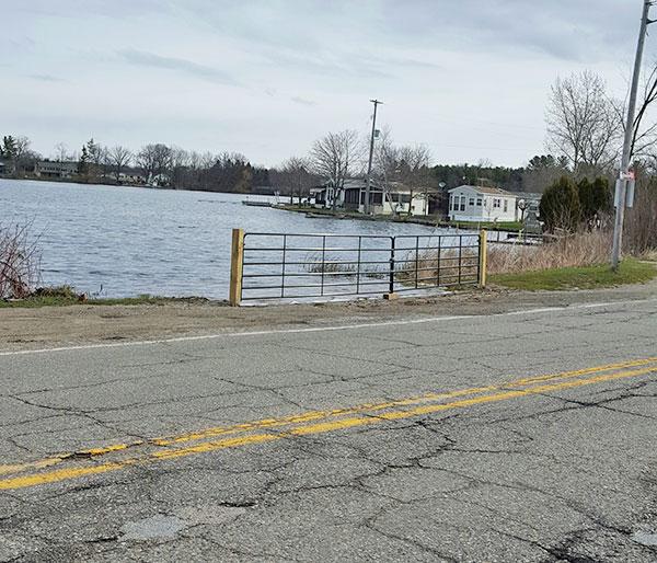 N-Sand-Lake-boat-launch-gate