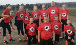 7th Grade softball