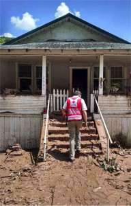 Red Cross disaster teams are working around the country and the clock to help people affected by disasters big and small this summer.