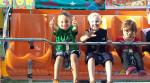 Cousins, Caleb and Lane, enjoying the Sand lake fair.  Submitted by Dana Eady