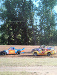 Racing and camping at crystal motor speedway. Submitted by Donna Rose Beltz