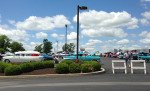 Sue Harrison submitted this pic of a classic car show