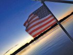 Nothing beats Bass Lake in Gowen for Independence Day! Submitted by Trey Reed
