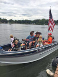Boat parade. Submitted by Katy Austin