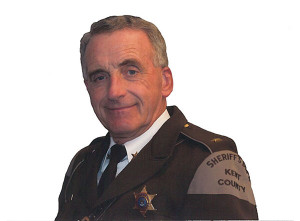Sheriff Larry Stelma