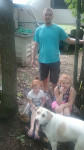 Camping with the kids… We had the best family vacation! Submitted by Jennifer Grindle