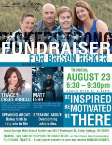ENT-Ricker-fundraiser