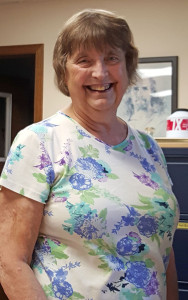 Janet Avery, long time secretary for the Cedar Springs United Methodist Church, is retiring at the end of September