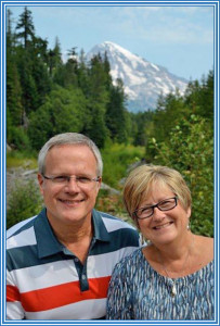 Pastor Robert Smith and his wife, Ronette. Pastor Smith will be installed as the new pastor at First Baptist Church in Cedar Springs this Sunday, October 9.