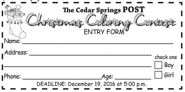 christmascoloringcontest-entryform