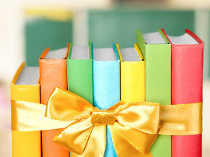 This holiday season, give a gift that inspires endless wonder—a book!  (c) BillionPhotos.com - Fotolia.com