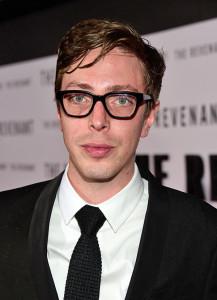 "Joshua Burge, a 1998 graduate of Cedar Springs High School, played Stubby Bill in several scenes of ""The Revenant."""