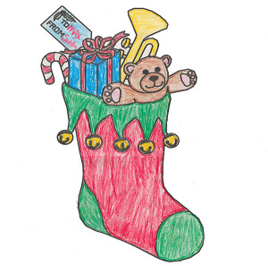 Age group 6-7 years Winner: Max Emmorey, age 7, of Cedar Springs