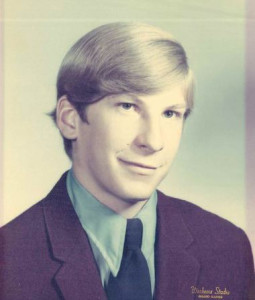 "Charles ""Chuck"" Cornell graduated from Cedar Springs High School in 1974. He disappeared from his Battle Creek apartment in 1986."