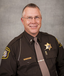 Lieutenant Brian Waber has been promoted to Undersheriff for Montcalm County.