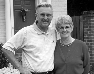 Bill Bolthouse Jr. and his wife, Nora.