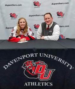 CSPS-Davenport-Ice-Hockey-Signing-Jessica-Plowman