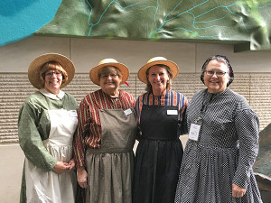 Costumed docents will represent all eras of Michigan history and run hands-on activities for visitors of all ages.