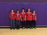 Odyssey of the mind team that did Catch us if you can was Kyla Robinson, Derek Bordeaux, Kaden Kirkwood, Riley Robb, all in 5th grade; and Gavin Kirkwood in 4th grade.