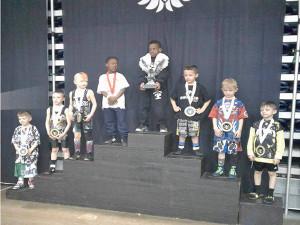 Blake Werkema 4th place