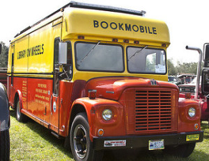 Do you remember when vehicles like this bookmobile visited neighborhoods in the 1970s? KDL is bringing back the bookmobile to serve children, daycare centers and senior centers.