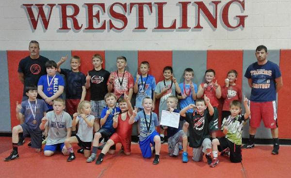 Cedar Springs Youth Wrestling Club | Cedar Springs Post