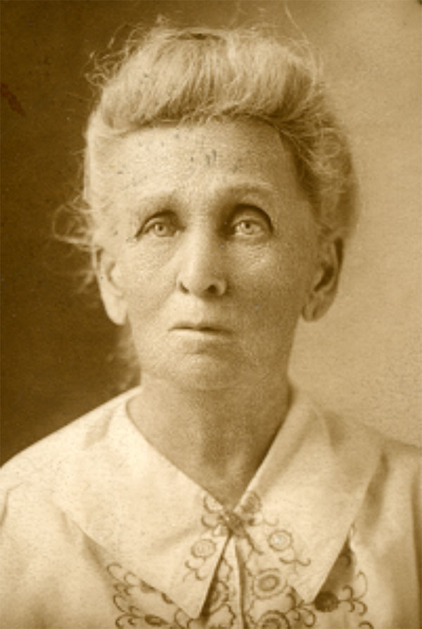 Huldah Neal led an interesting life and is shown here in her later years.  As the nation's first female game warden, Neal patrolled Grand Traverse  County on ...