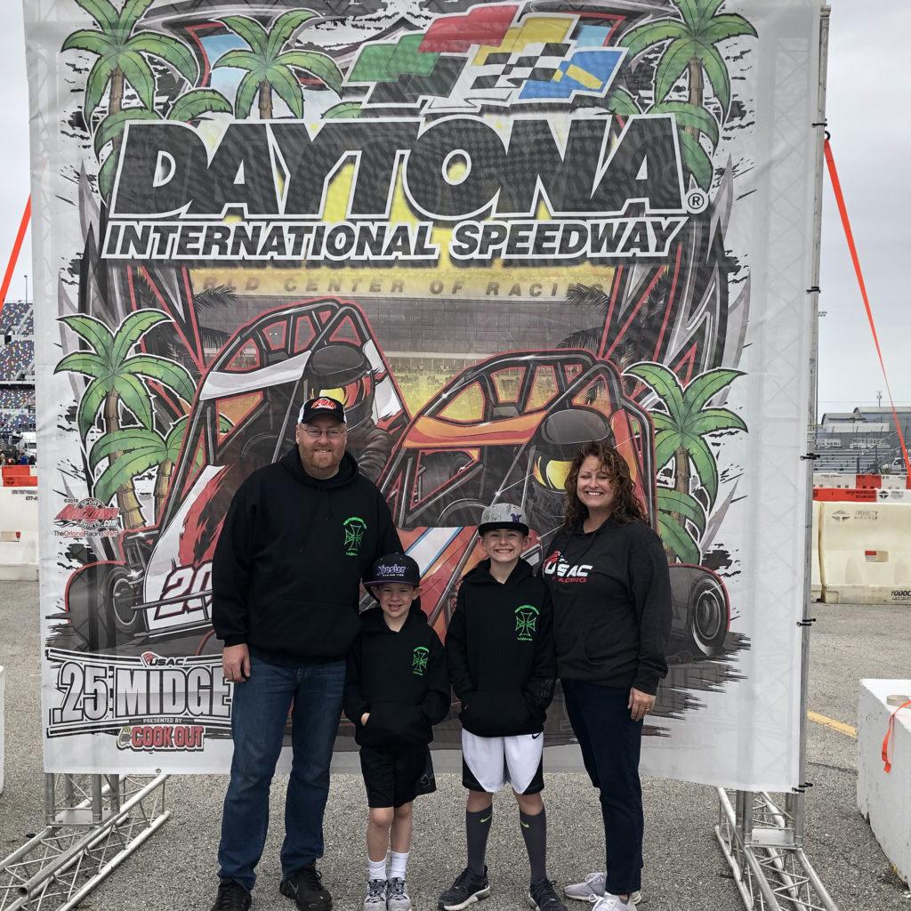 Children of CS grads racing quarter midget cars | Cedar Springs Post ...