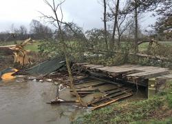 Tornado confirmed in Kent/Ionia Counties