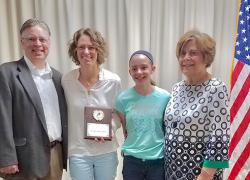 Cedar Springs Women's Club selects c