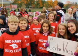 Red Hawk Way Kid's Club CREED