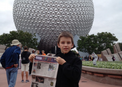 The Post at Disney World