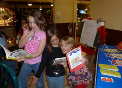Library fundraiser tops expectations