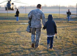 Chinook pilot and crew heads to Afghanistan