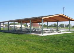 Opportunity for new pavilion at Morley Park