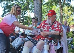 """Forgotten War"" veterans honored"