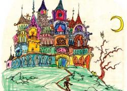Halloween Coloring Contest Winners