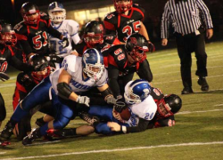 Red Hawks' playoff hopes dashed by Spartans