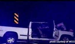 Kent City man killed in crash