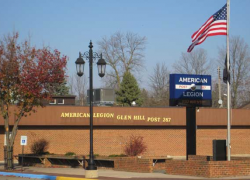 American Legion state officers to visit