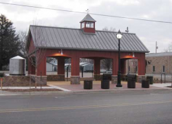 Kent City streetscape nears completion