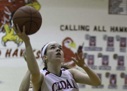 Lady Red Hawks roll over Red Skins