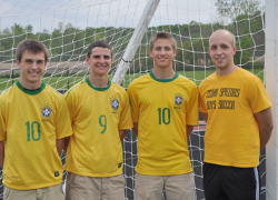 Short-term host families needed to help fund soccer trip