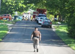 Cedar Springs teen killed in accident